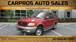 2000 Ford Expedition for Sale in Largo, FL