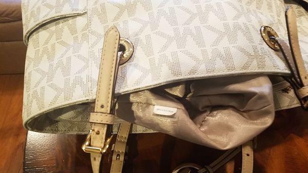 Genuine MK tote bag