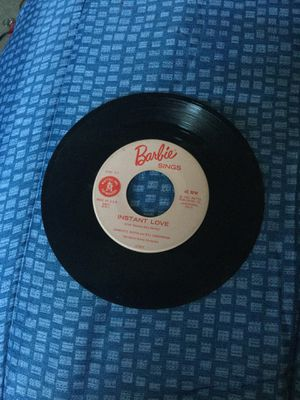 1961 records of Barbie sings for Sale in Irwindale, CA