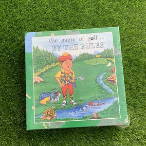 Vintage 1993 The Game of Golf by the Rules Board Game for Sale in Hialeah, FL