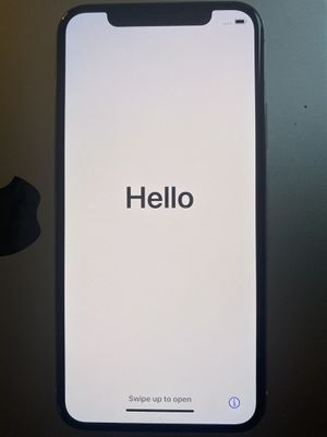Iphone X 64gb unlocked for Sale in Las Vegas, NV
