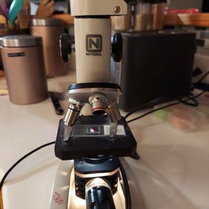 Microscope And Slides for Sale in Albuquerque, NM