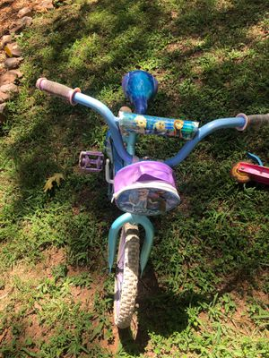 Frozen toddler bicycle for Sale in Douglasville, GA