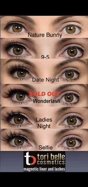 Tori Belle Magnetic Lashes for Sale in Huntington Beach, CA