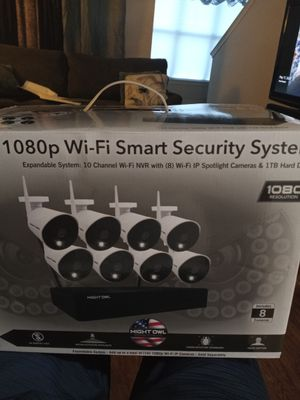 Wifi security cameras for Sale in Austin, TX