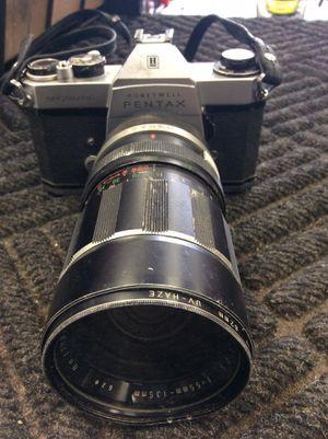 Pentax spotmatic SP II film Camera for Sale in Humble, TX