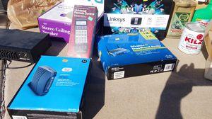 Modem & Wireless Router bundle for Sale in Mesa, AZ