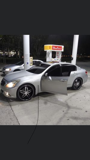 Infiniti G37 for Sale in Hollywood, FL