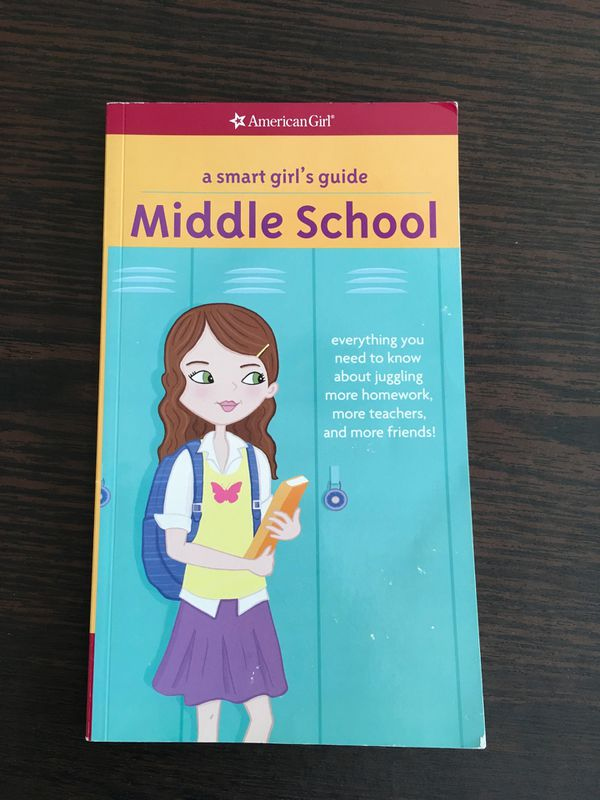 American Girl: A Smart Girl's Guide to Middle School