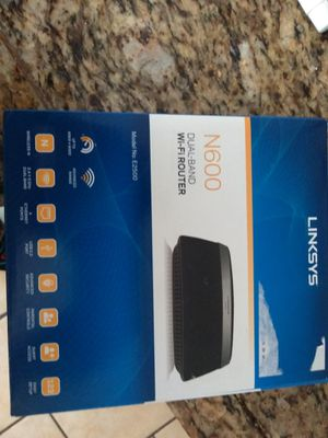 N600 Dual band wifi router for Sale in Stone Mountain, GA