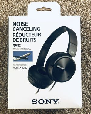 Sony Headphones MDR ZX110 for Sale in Portland, OR