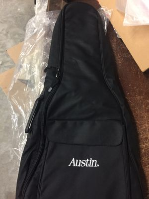 Austin padded electric guitar gig bag new for Sale in Highland, IL