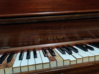 Upright Piano Over A Hundred Years Old for Sale in McDonough,  GA
