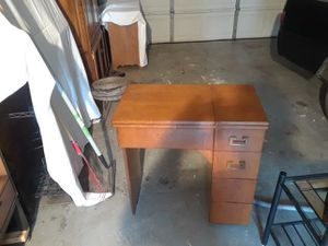 Sewing machine table without sewing machine for Sale in Wichita, KS