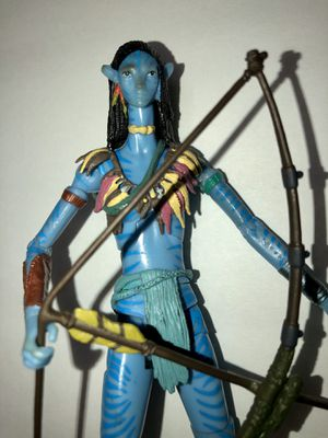 "Avatar Movie ""Neytiri"" Action Figure 7 inch for Sale in Long Beach, CA"