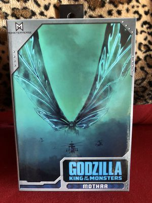 """Godzilla King of the Monsters - Mothra (Poster Version) 12"""" Action Figure toys NECA for Sale in Los Angeles, CA"""