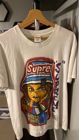 Supreme 2014 Chucky Tee for Sale in Woodbridge Township, NJ