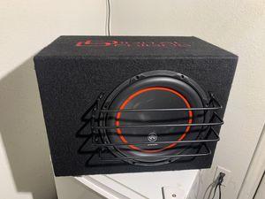 db drive 900w k3 12d2 in digital designs sub box for Sale in Dallas, TX