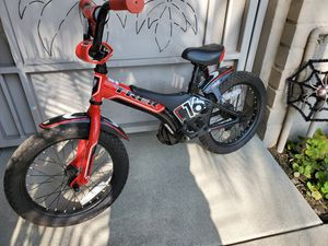 "Trek Jet 16"" bike for kids - great condition for Sale in HUNTINGTN BCH, CA"