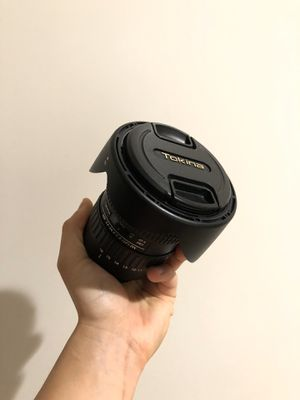 Tokina 11-16mm f/2.8 DX for canon for Sale in Los Angeles, CA