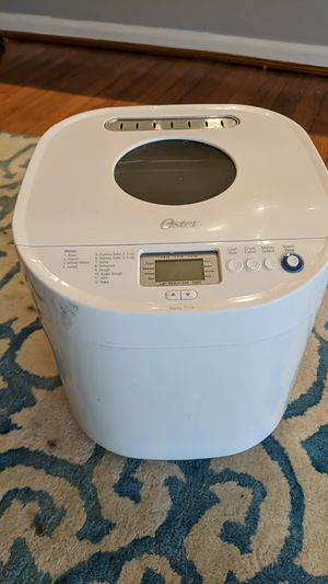 OSTER Bread Maker for Sale in Nashville, TN