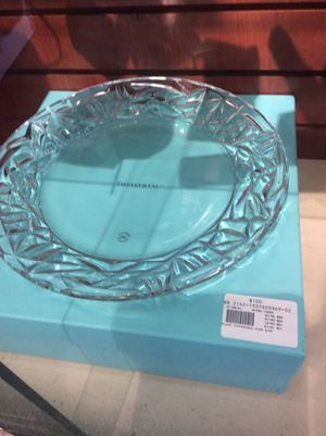 Crystal dish for Sale in Dallas, TX
