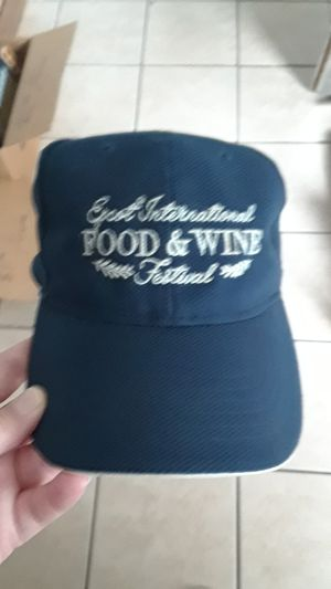 Disney Castmember exclusive Food & Wine hat for Sale in Haines City, FL
