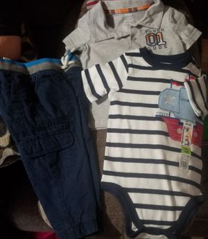 Baby boy clothes size 18 months $7 for all for Sale in Mansfield, TX