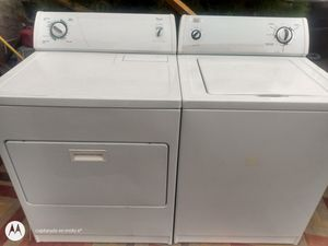 Washer and Electric Dryer for Sale in El Paso, TX