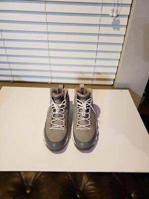 8.5 Jordan 9 Retro Cool grey for Sale in Allen, TX