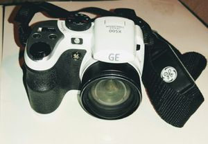 GE X500 16MP 15X Zoom Digital Camera for Sale in Brevard, NC