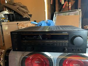 Kenwood audio video stereo receiver for Sale in Santa Ana, CA