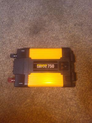 Power Drive 750W Power Inverter for Sale in Arvada, CO