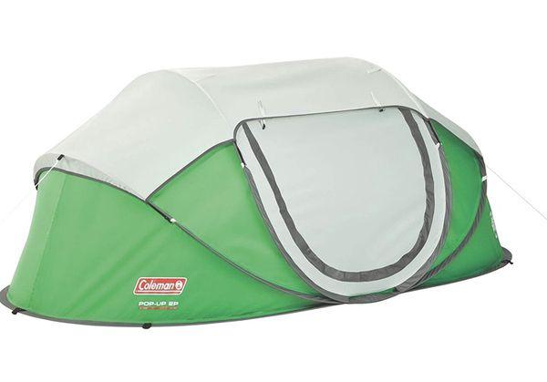 Coleman 2-person pop-up tent