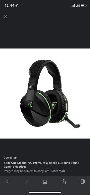 Wireless headphones 700 stealth for Sale in Mesa, AZ