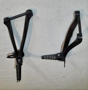 Motorcycle Passanger Pegs & Mounting Bracket *Kawasaki Fits Others* for Sale in Miramar, FL