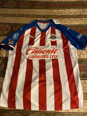 Chivas jersey with antuna name and number size is xl new with tags for Sale in Perris, CA