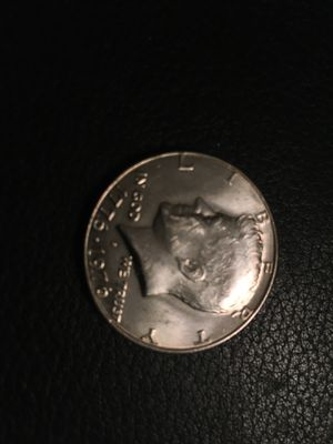 Free uncirculated bicentennial Kennedy half dollar with purchase for Sale in Dublin, OH