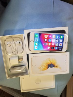 Iphone 6s 128gb unlocked for Sale in Lindale, TX