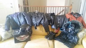 Harley Davidson ladies motorcycle gear. for Sale in Westminster, CO