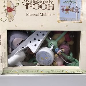 Sincerely Pooh Musical Mobile for Sale in Grove City, OH