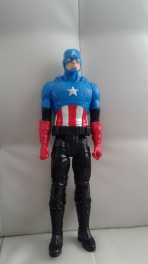 Captain America doll and Batman doll for Sale in Chicago, IL