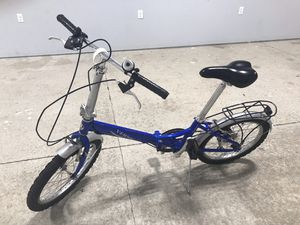 Folding Bicycle Bike Verso Cologne 7 Speed for Sale in Lakeland, FL