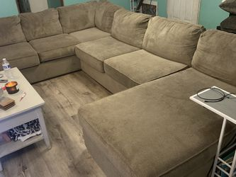 Tan Sectional for Sale in Washougal,  WA