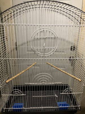 Big birds cage brand new for Sale in Sterling, VA