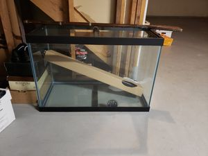 60 gallons aquarium (BRAND NEW) for Sale in Chantilly, VA