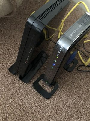 Modem and Router for Sale in Edgewood, MD