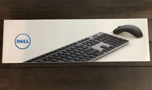 Dell KM 717 Bluetooth/Wireless Keyboard & Mouse Combo - Brand new, still sealed for Sale in Dallas, TX