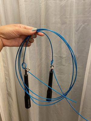 Speed Rope Exercise Jump Rope for Sale in San Diego, CA