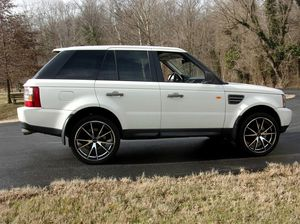 2007 Land Rover Range Rover Sport Supercharged!! Full Price $1200 for Sale in San Jose, CA